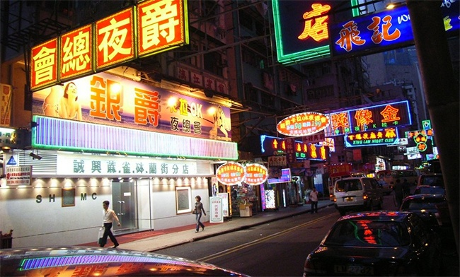 Our guide to the Portland HK red light district